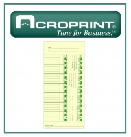 acroprint-timecards