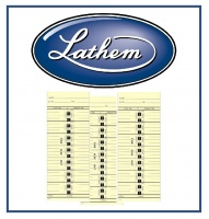 lathem-time-cards