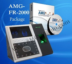 AMG Biometric Facial Recognition  Attendance System
