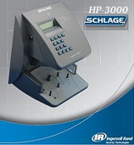 Ingersoll Rand Schlage Biometric HandPunch HP3000