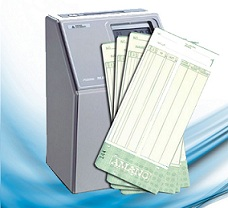 Time Cards for Amano MJR 7000 & 8000