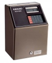 Amano MJR-8000 Calculating Time Recorder /w 2 Ribbons, 1000 Timecards