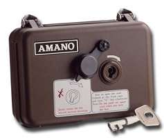 Amano Pr-600 Time Recorders | Watchman Systems