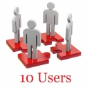 AMG Attendance System - 10 Users Upgrade