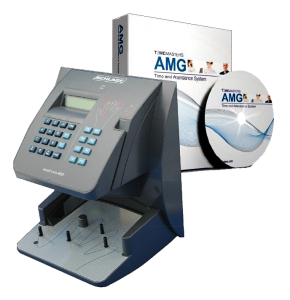 Schlage HandPunch HP-4000-E with Ethernet | AMG Software Package