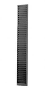 Badge Display Metal Rack - Model 190