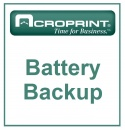 Full Perational Battery for Acroprint ATR 120
