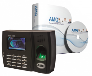 AMG 100-C Biometric Fingerprint | AMG Software Package