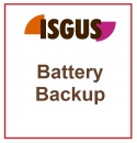 Isgus Battery Backup