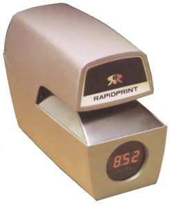 Rapidprint ARL-E | Time and Date Stamp