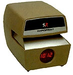 Rapidprint C724L-E | Time and Date Stamp | Numbering Stamp