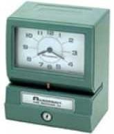 Refurbished Certified Acroprint Model 150 Punch Clock
