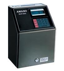 Refurbished Amano MJR 8000 Certified Time Clock