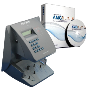 Refurbished HandPunch HP-1000-E with Ethernet | AMG Software Package