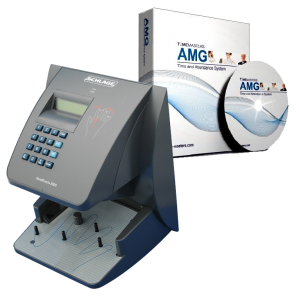 Refurbished HandPunch HP-3000-E with Ethernet | AMG Software Package