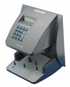 Schlage HandPunch HP-2000-E with Ethernet