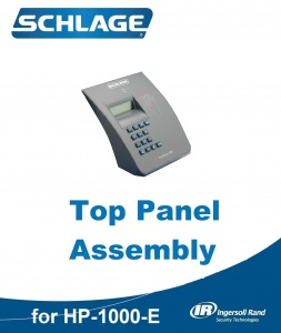 Handpunch Top Panel Assembly for HP-1000-E