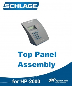 HandPunch Top Panel Assembly for HP-2000