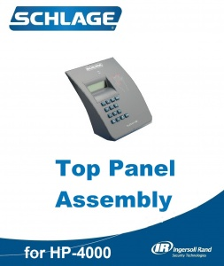 HandPunch Top Panel Assembly for HP-4000